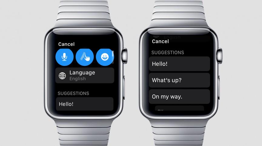 cómo responder al mensaje de WhatsApp desde Apple Watch