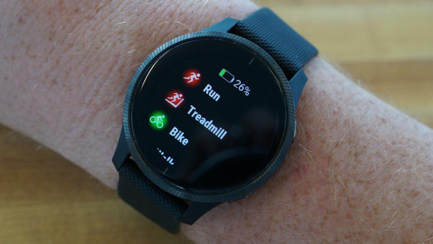 Garmin Venu v Venu Sq v Vivoactive 4: reloj inteligente deportivo de cara a cara