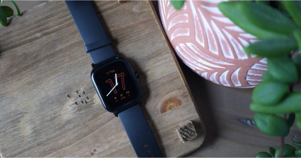 Amazfit sobrecarga los relojes inteligentes con presión arterial alta y una gran duración de la batería