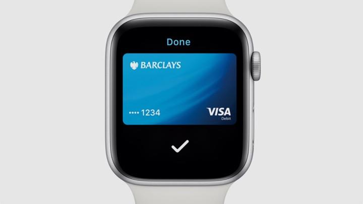 ¿Cómo uso mi Apple Watch para pagar?
