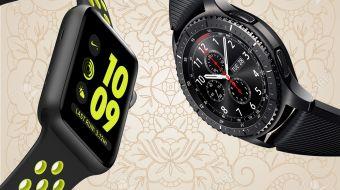 Gear S3 contra Apple Watch 2