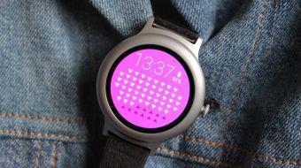 Revisión de estilo de reloj LG