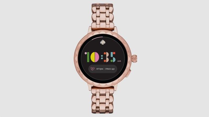 Kate Spade Scallop Smartwatch 2 fusiona características de próxima generación con un diseño cuidadoso