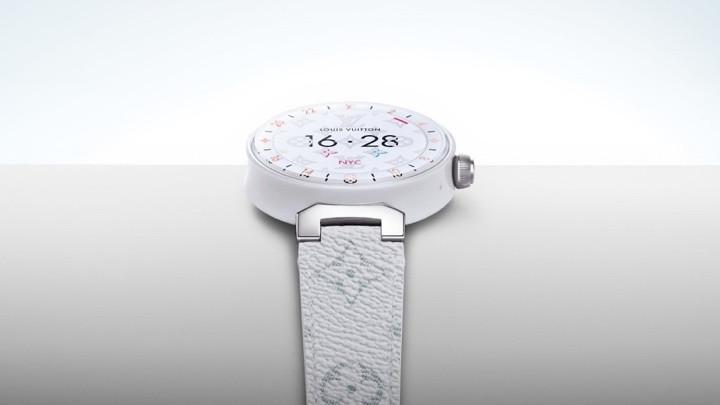 La edición Louis Vuitton Tambour Horizon 2019 ve cómo el reloj inteligente de lujo recibe un impulso de batería