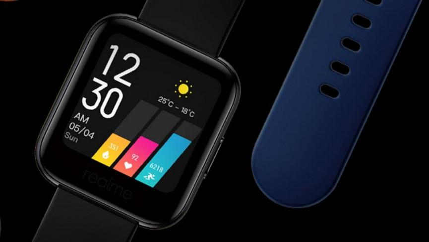 Realme Watch de $ 50 lanzado en India con 20 días de duración de la batería