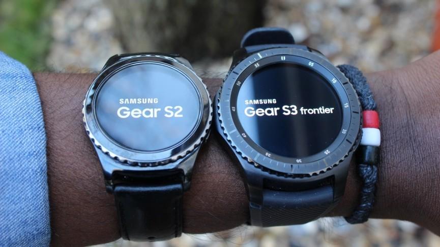 Samsung Gear S2 frente a Samsung Gear S3