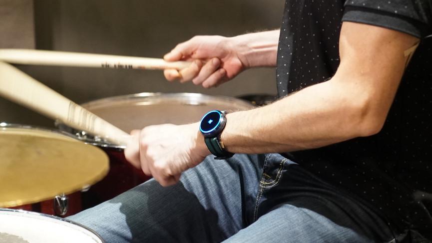 Soundbrenner quiere que su reloj inteligente Core sea la herramienta definitiva para los músicos