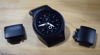 Conveniente con el reloj inteligente modular Blocks