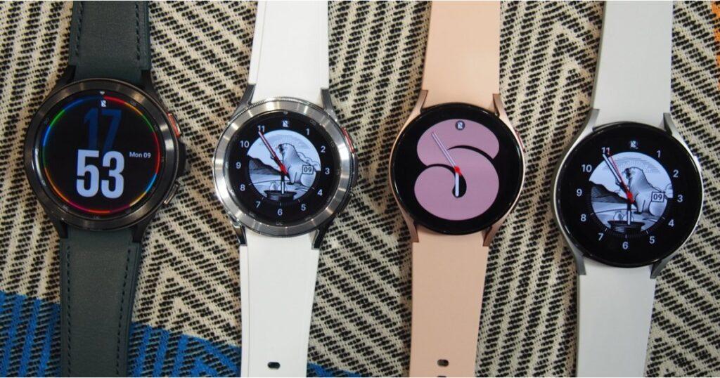 Las mejores correas de Samsung Galaxy Watch 4: viste tu reloj inteligente Samsung