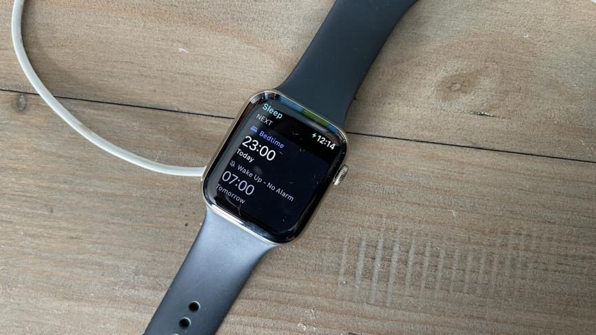 Cómo configurar la hora de dormir para Apple Watch