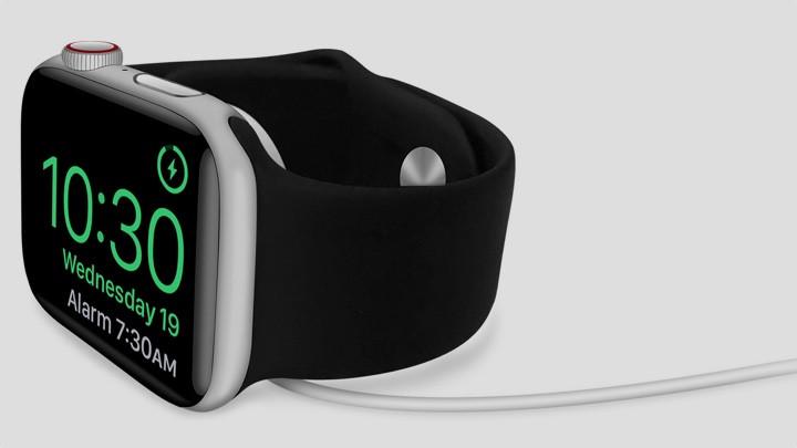 Modo mesita de noche en Apple Watch